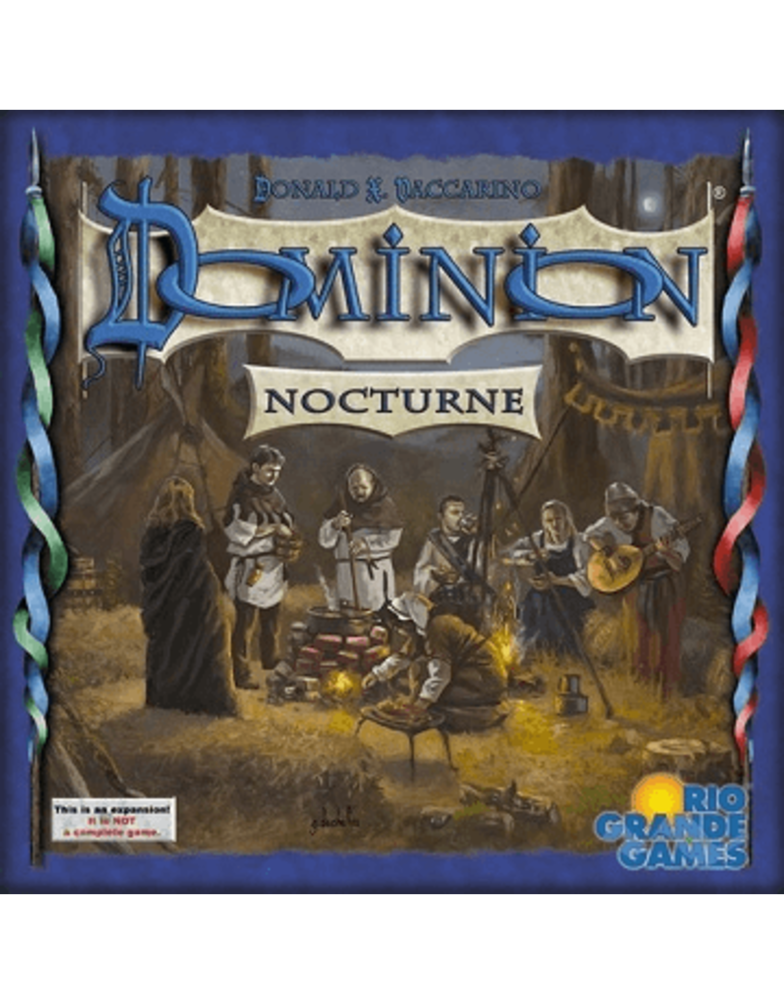 Rio Grande Games Dominion: Nocturn