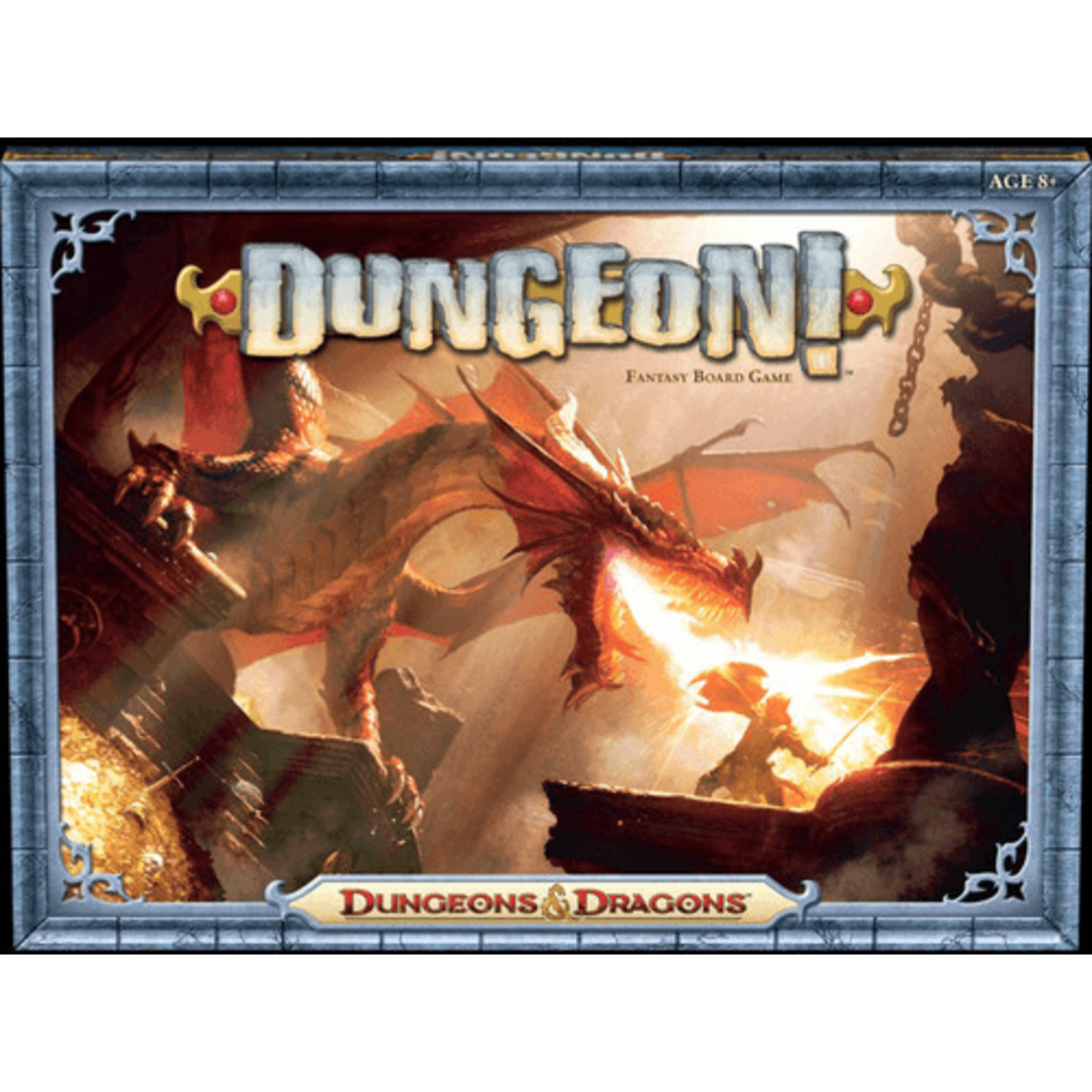 Wizards of the Coast Dungeon!