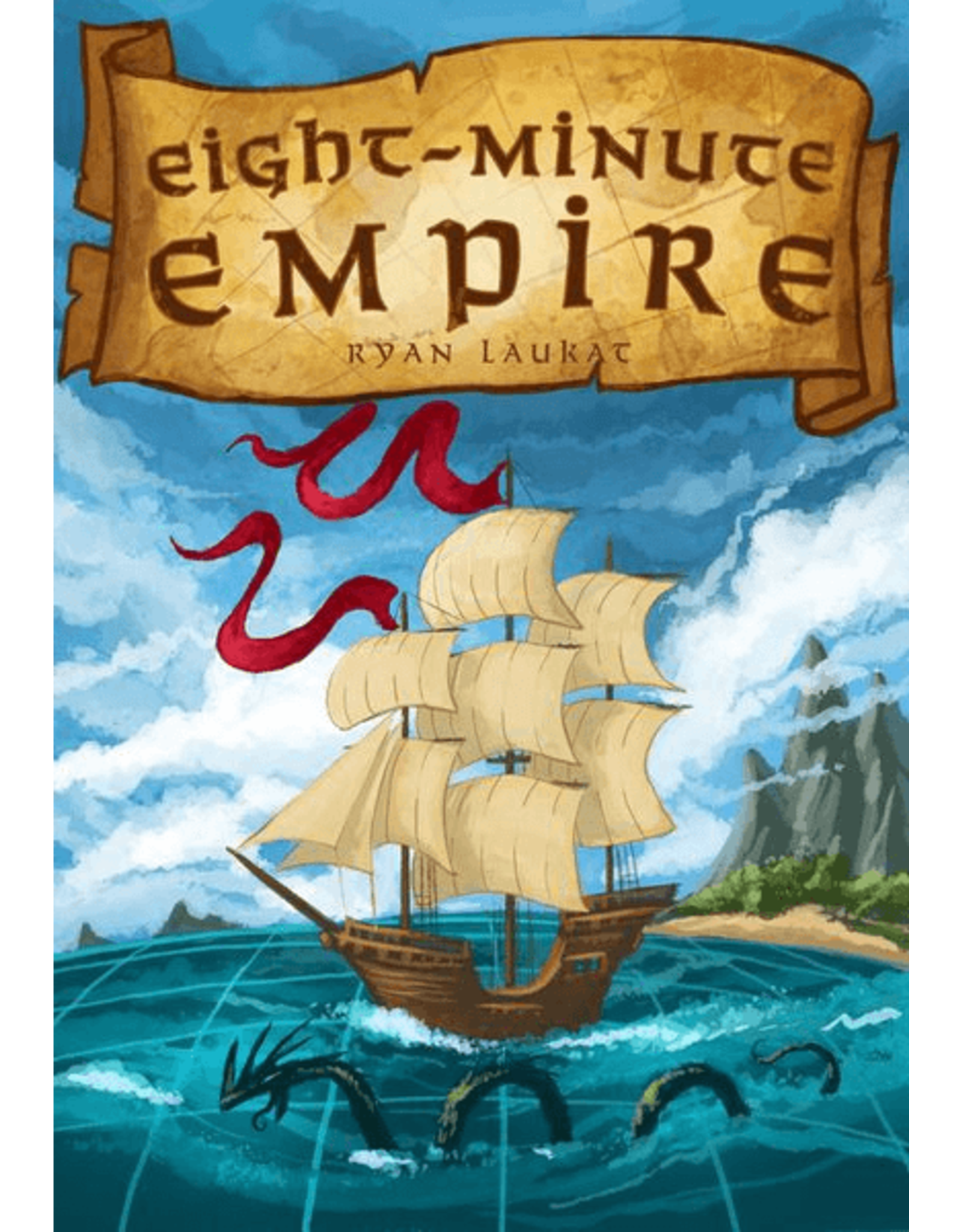 Red Raven Games Eight Minute Empire