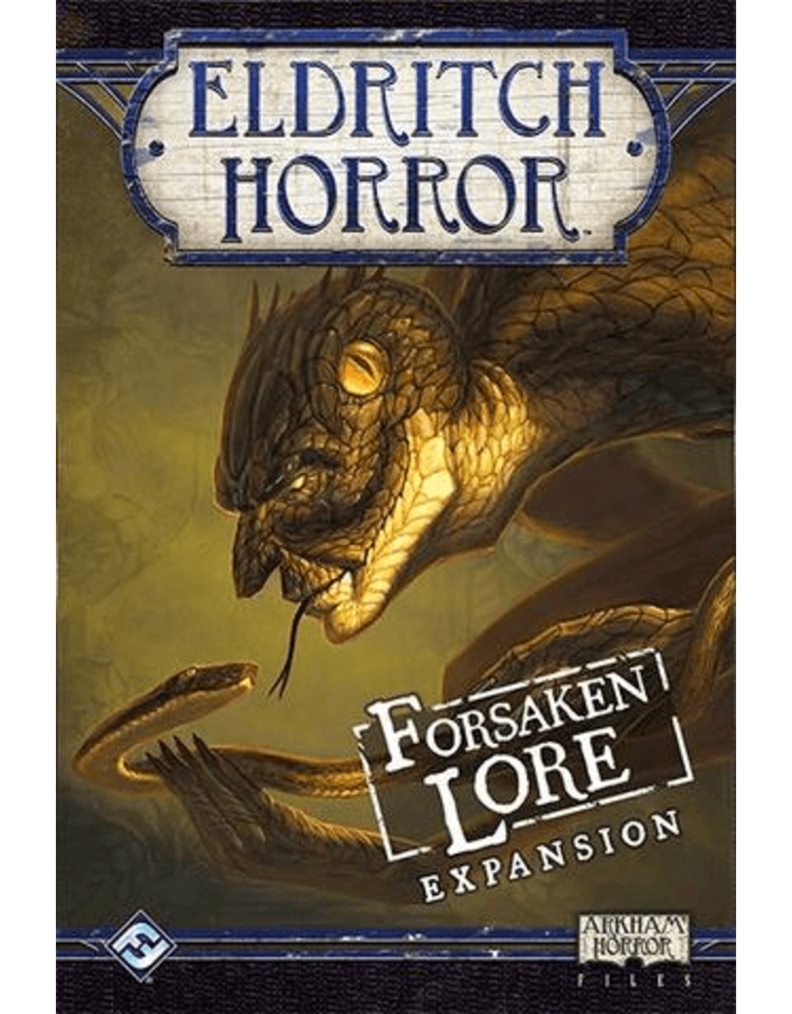 Fantasy Flight Games Eldritch Horror: Forsaken Lore