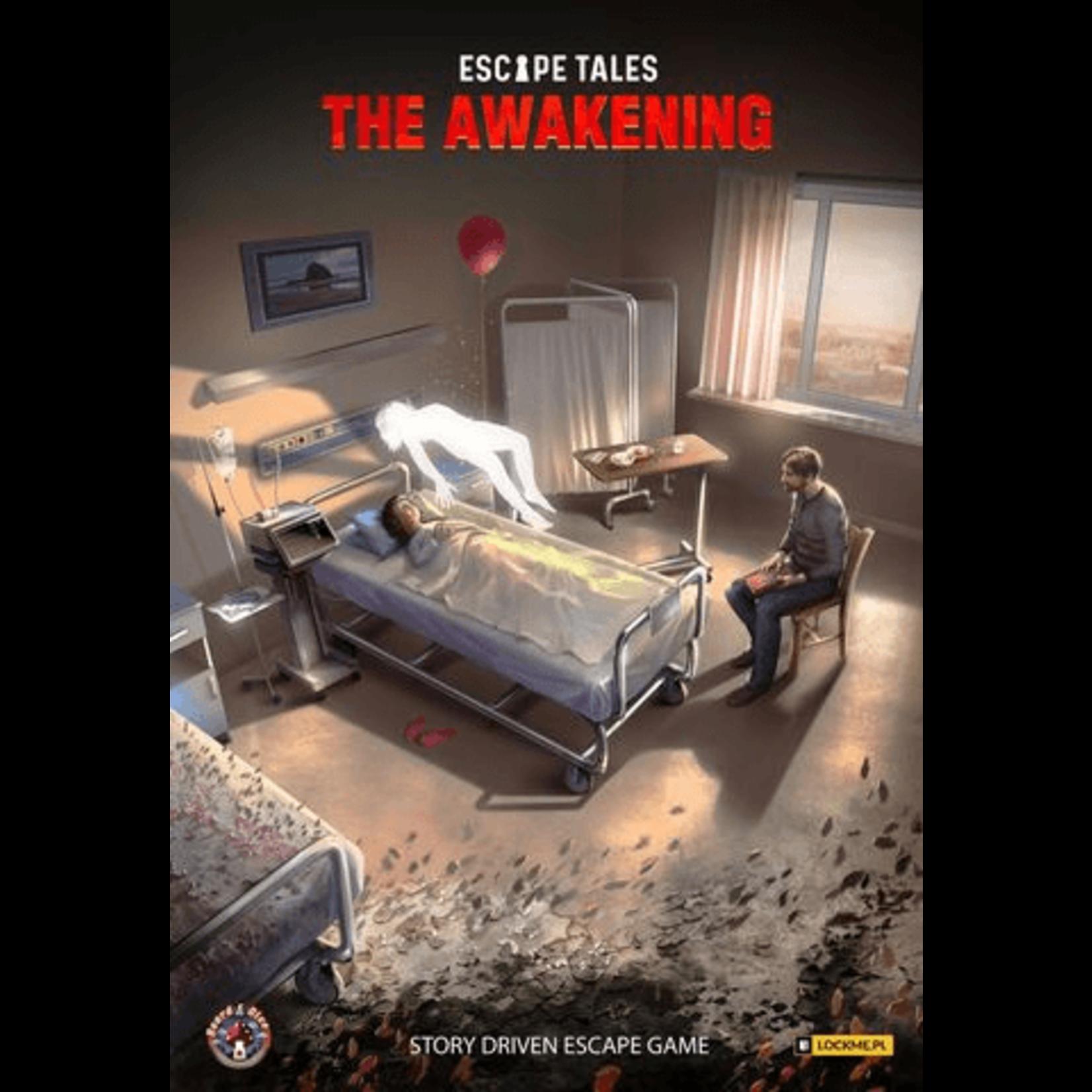 Board & Dice Escape Tales: The Awakening