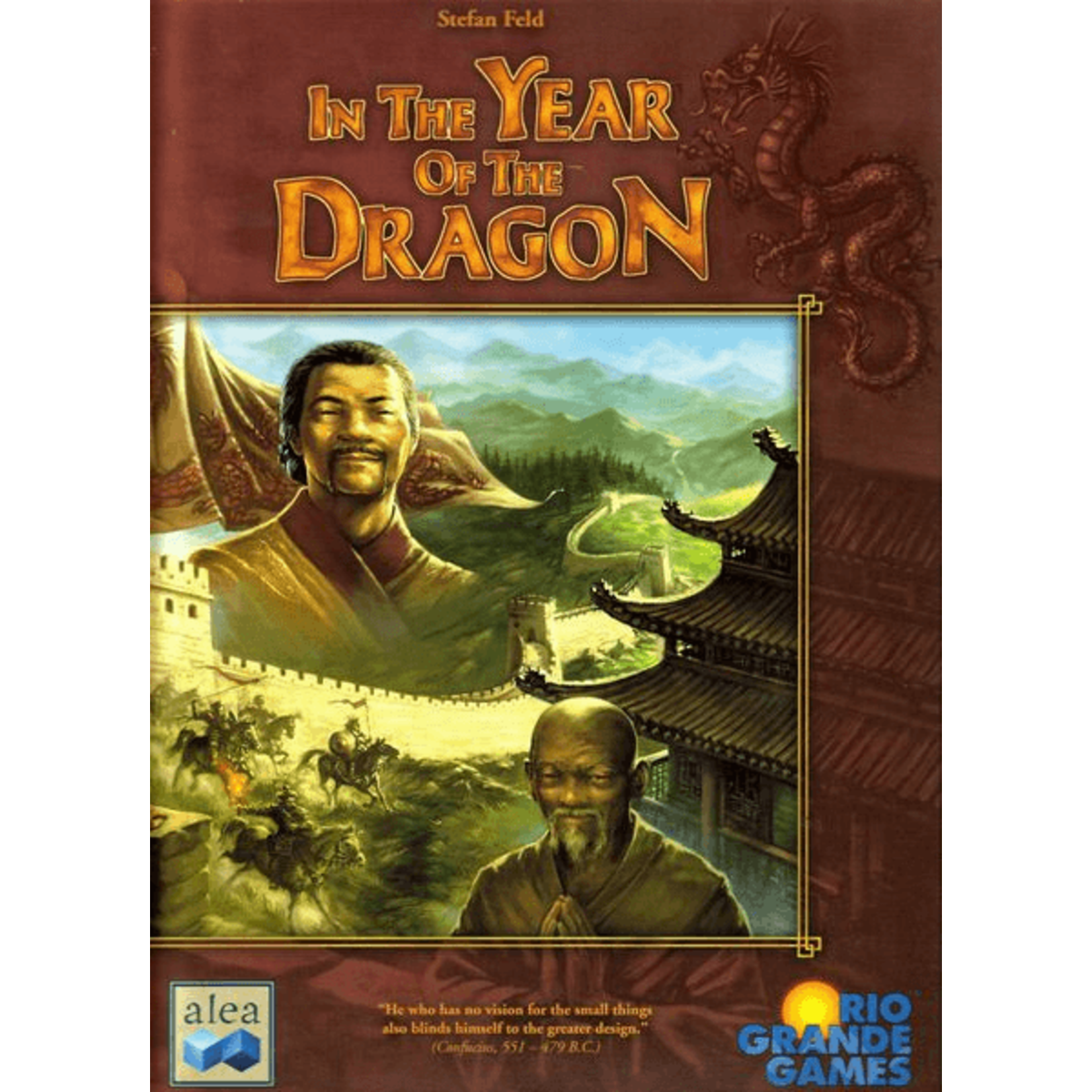 Ravensburger In the Year of the Dragon