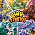 Iello King of Tokyo 2nd Ed.