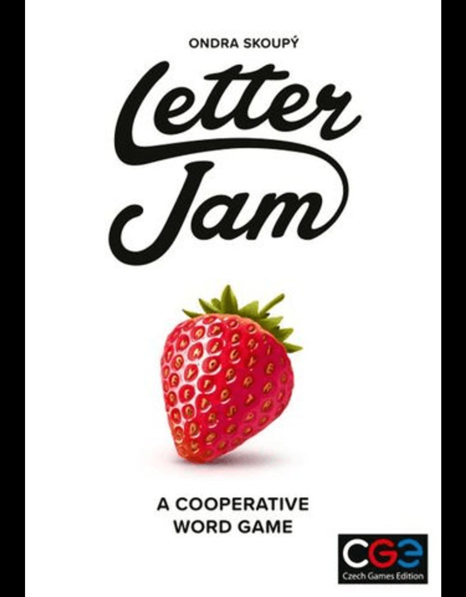 Czech Games Letter Jam