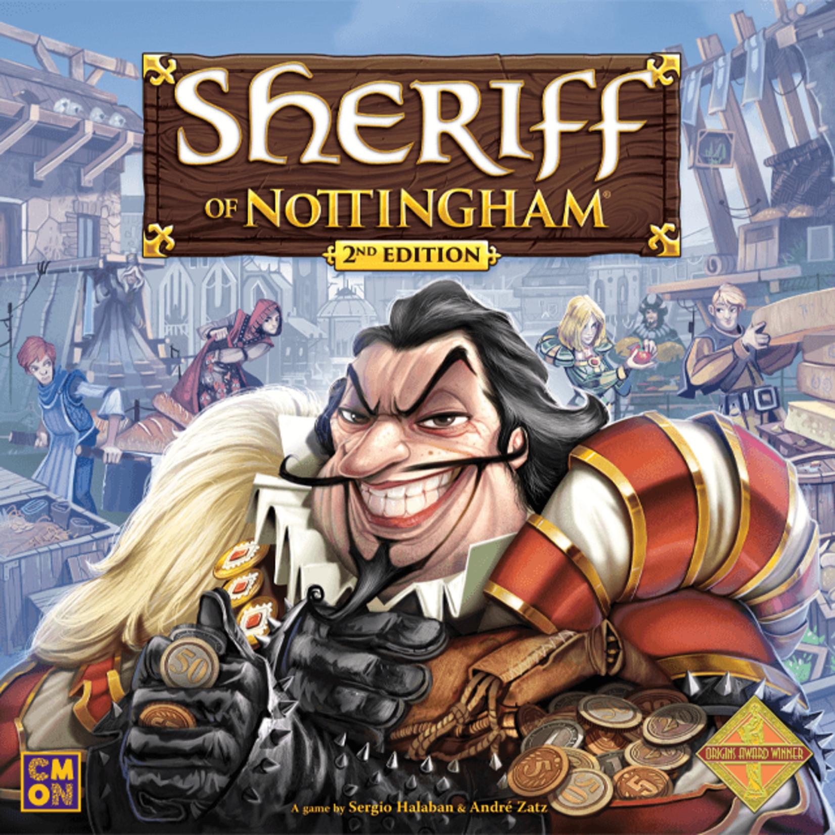 CMON Sheriff of Nottingham 2nd Ed.