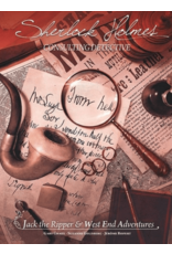 Asmodee Sherlock Holmes: Jack the Ripper