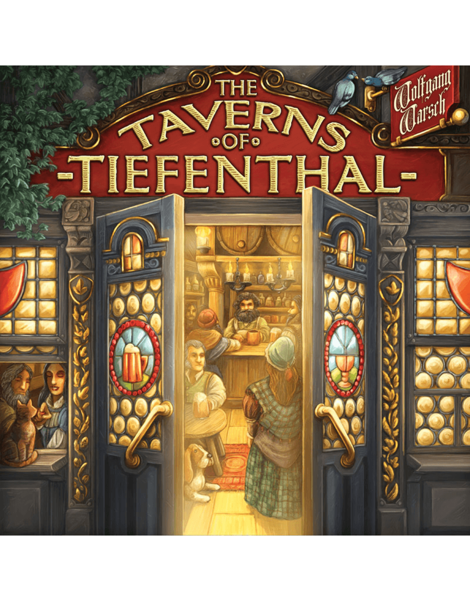 North Star Games Taverns of Tiefenthal