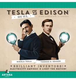 Artana Tesla vs. Edision: Duel