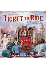 Days of Wonder Ticket to Ride: Asia