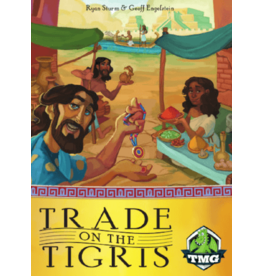 Tasty Minstrel Games Trade on the Tigris