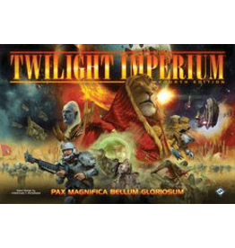 Fantasy Flight Games Twilight Imperium 4th Ed