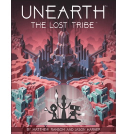 Brotherwise Games Unearth: The Lost Tribe Expansion