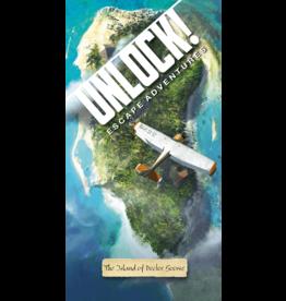 Asmodee Unlock: The Island of Doctor Goorse