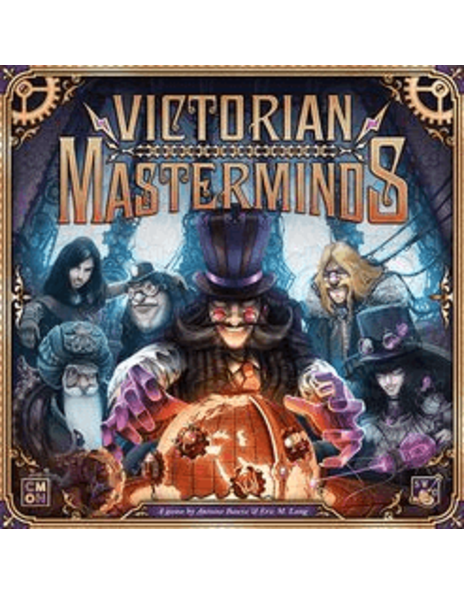 CMON Victorian Materminds