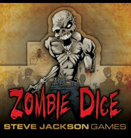 Steve Jackson Zombie Dice