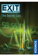 KOSMOS EXIT: Secret Lab
