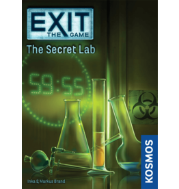 KOSMOS EXIT: Secret Lab