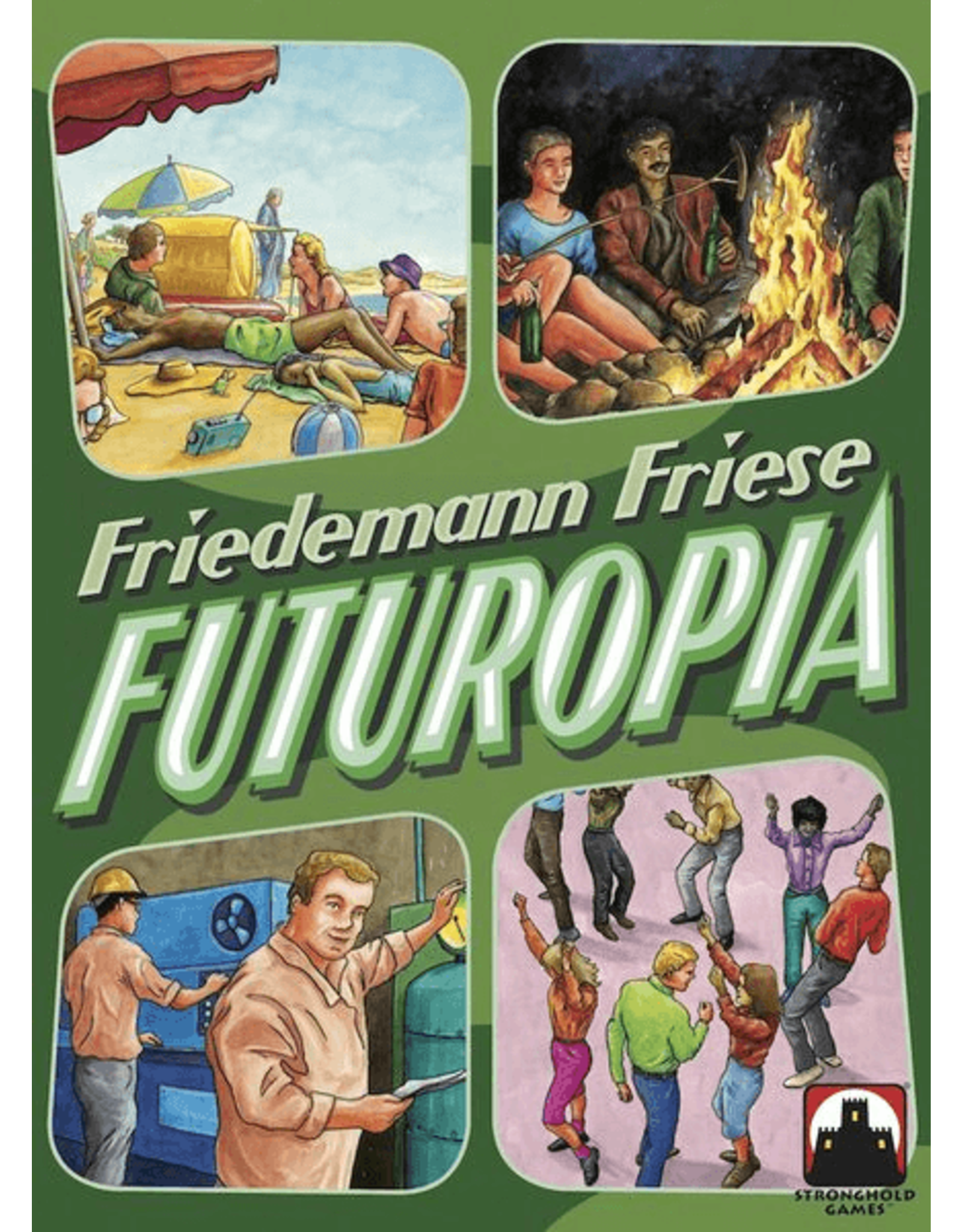 Stronghold Futuropia
