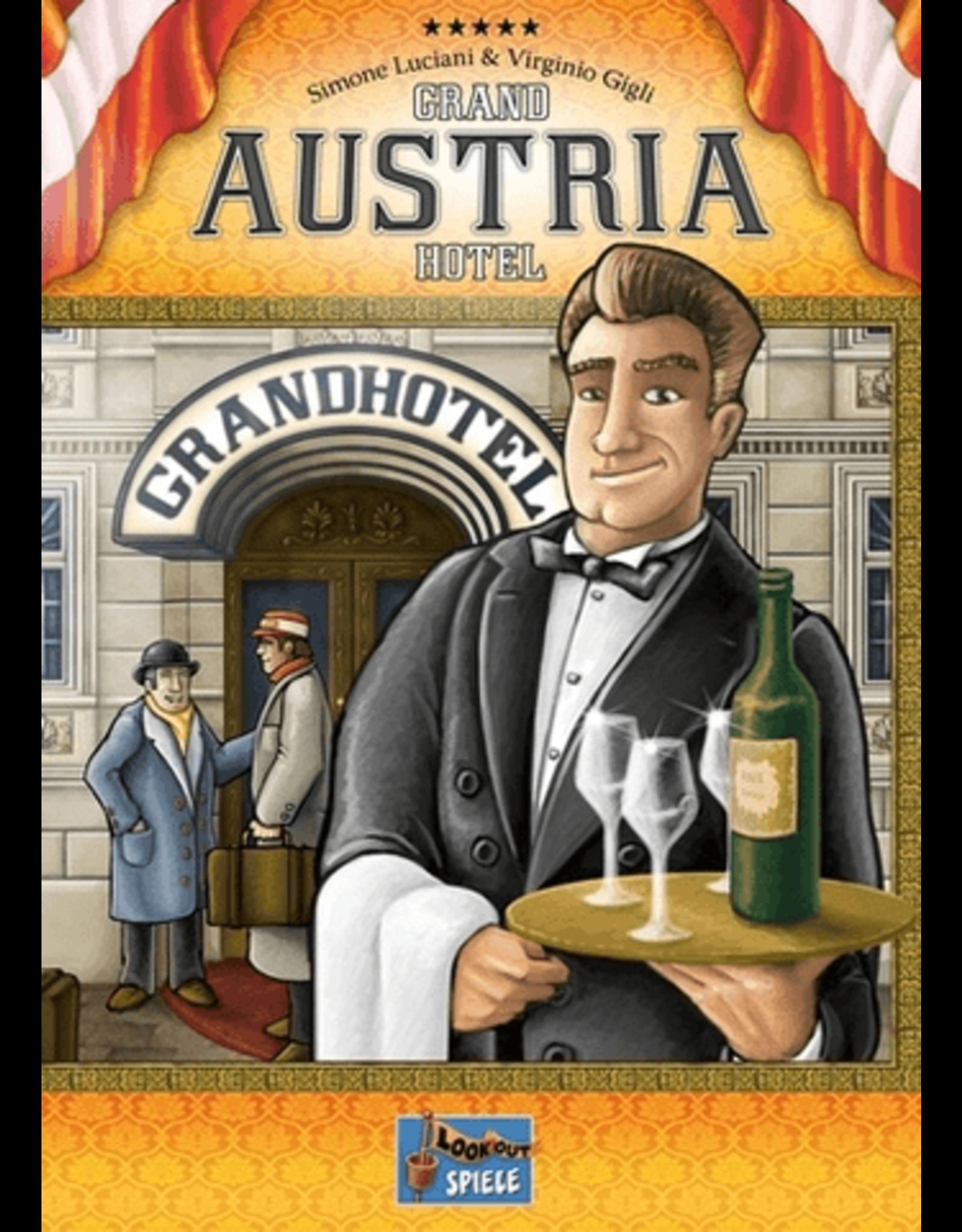 Lookout Games Grand Austria Hotel