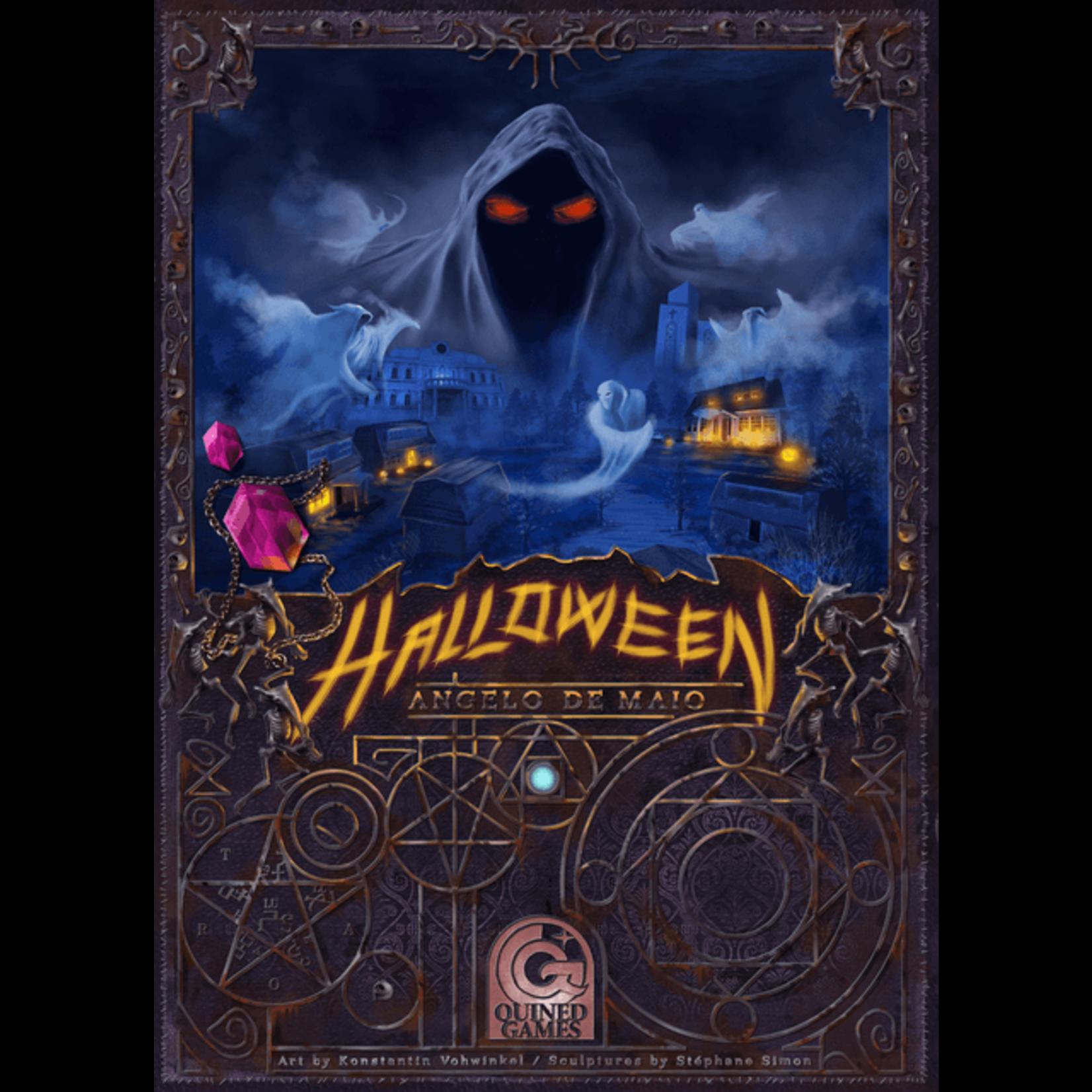 Capstone Games Halloween