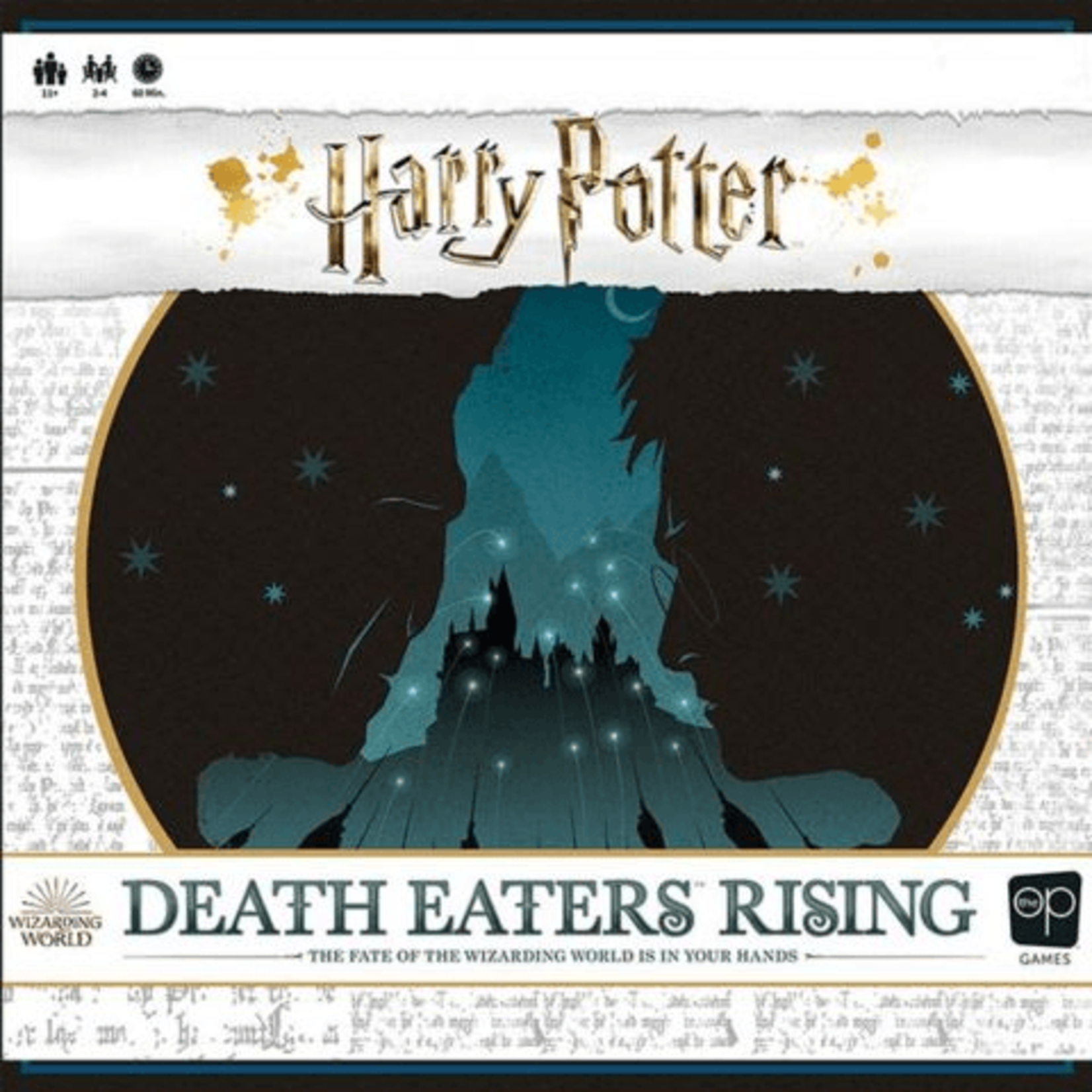 The Op Harry Potter Death Eaters Rising