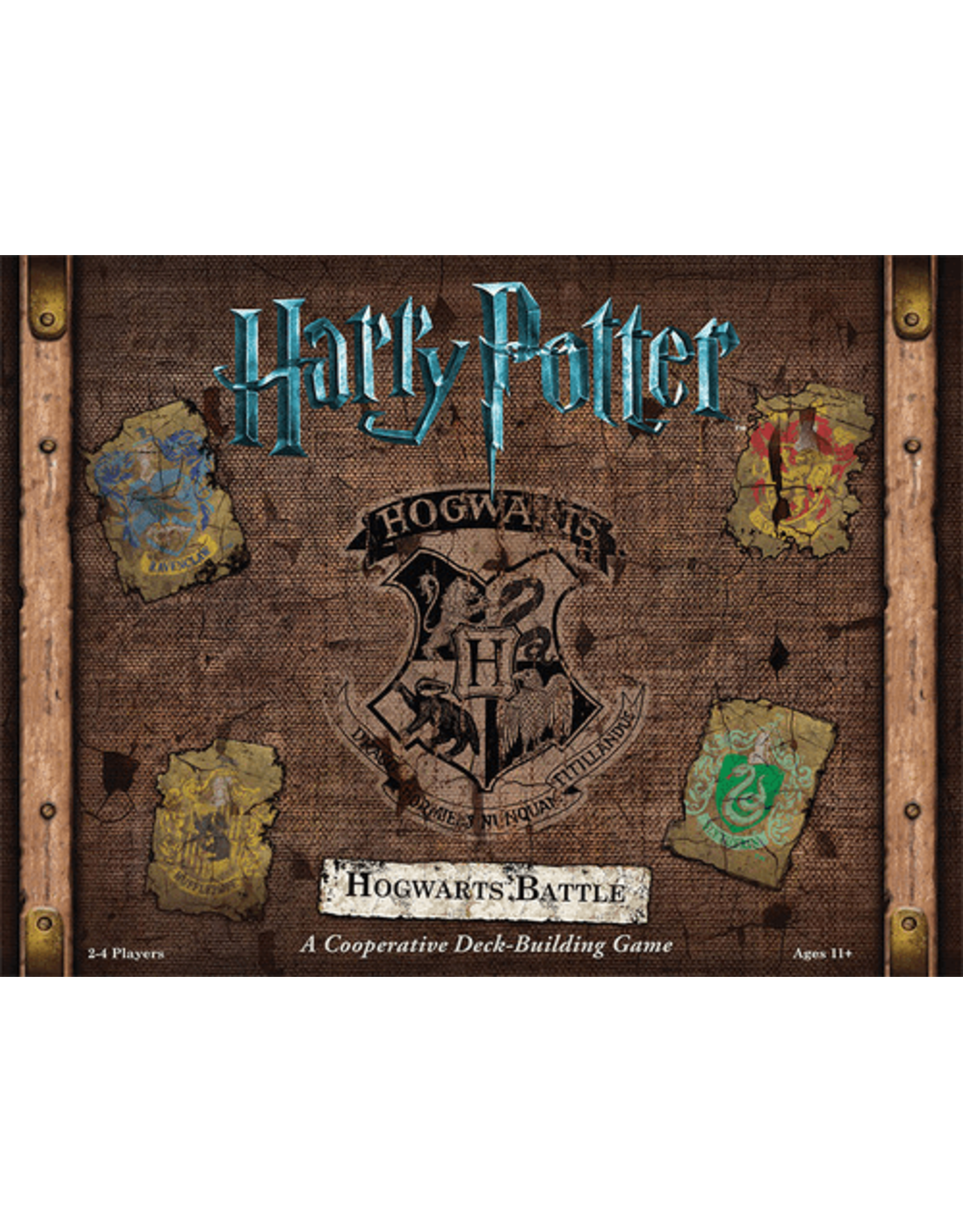 The Op Harry Potter Hogwarts Battle DBG