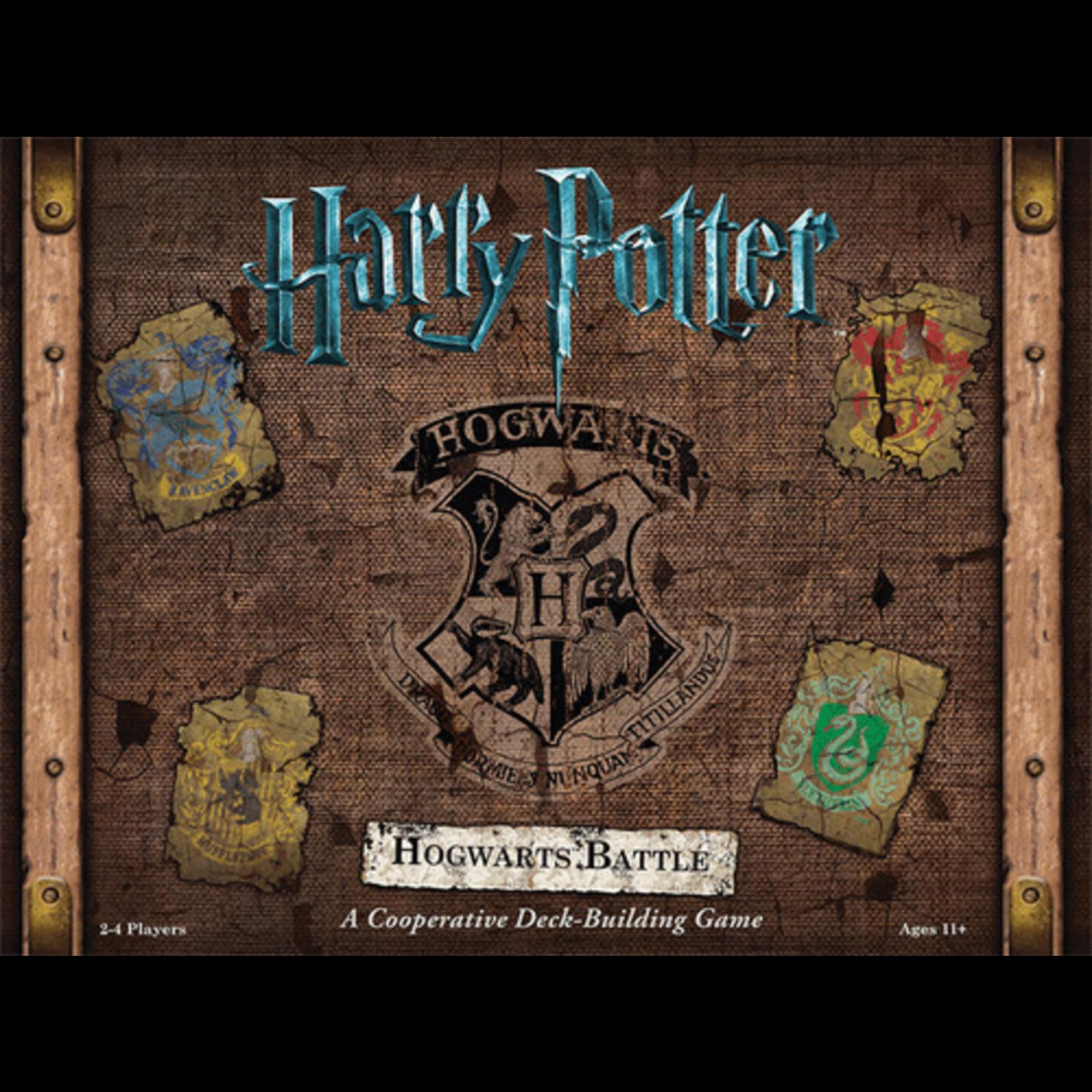 The Op Harry Potter Hogwarts Battle DBG