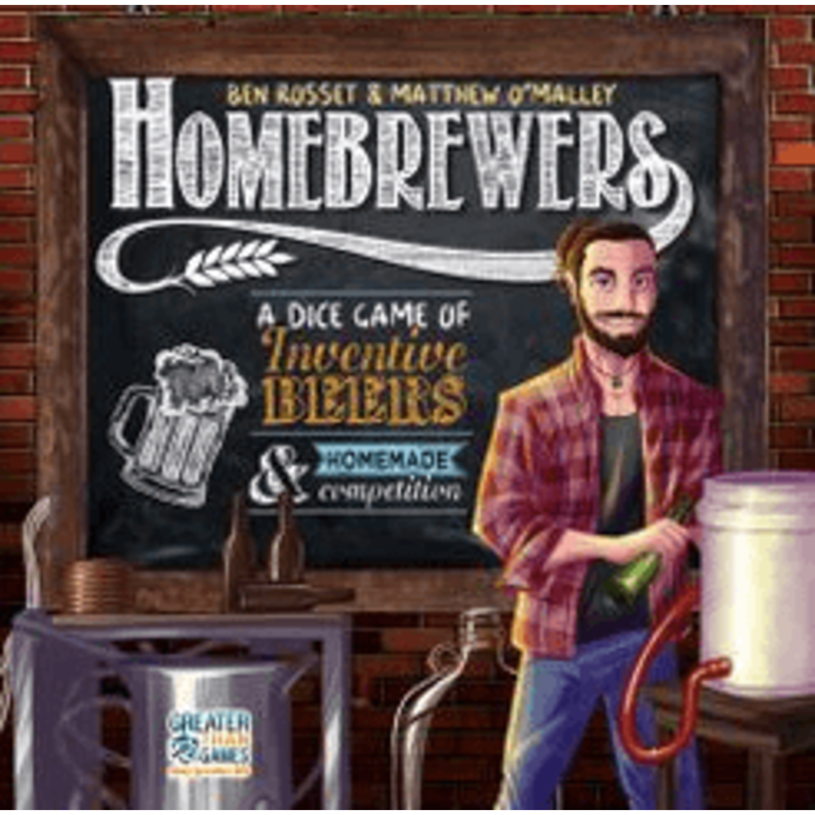 Greater Than Games Homebrewers