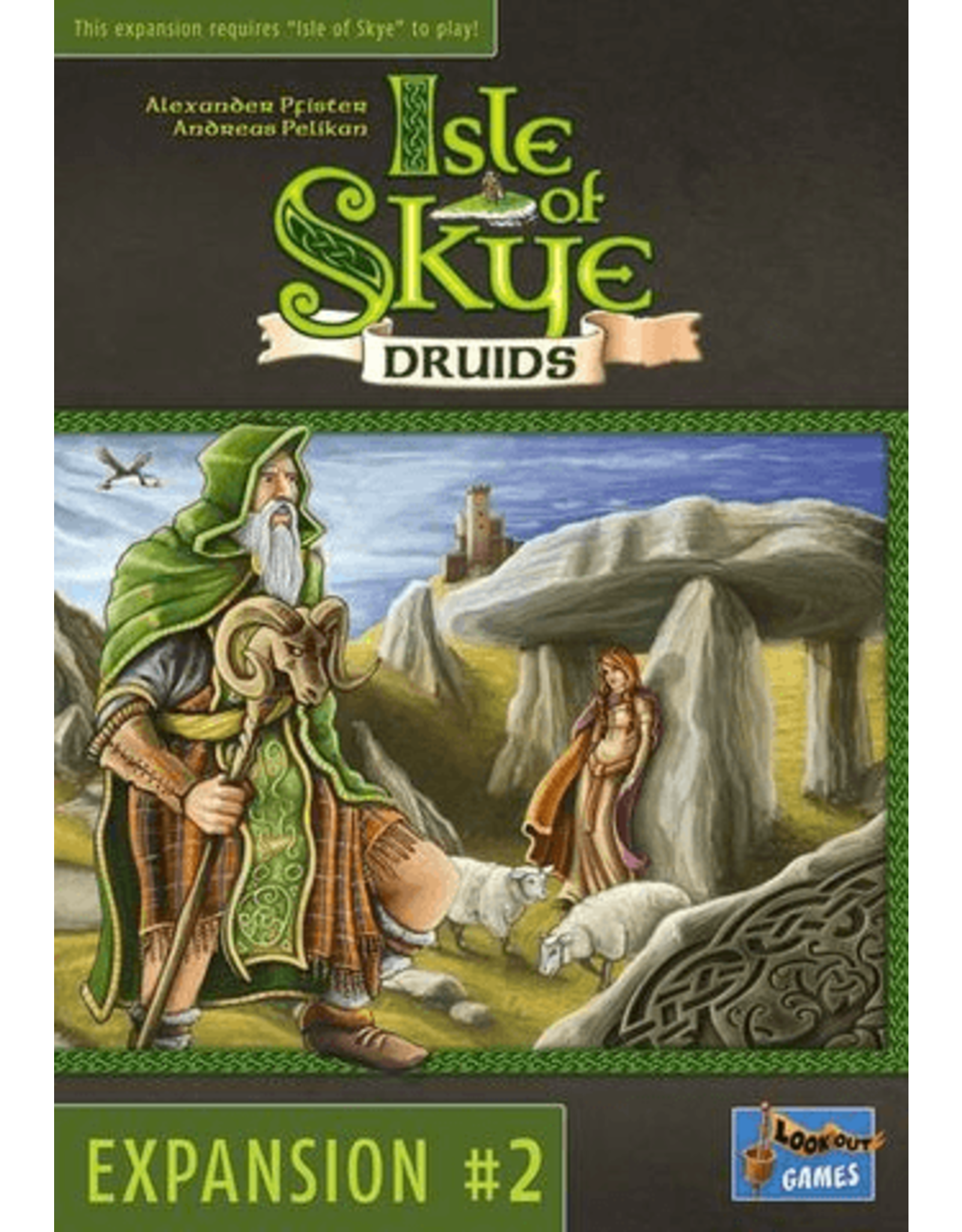 Lookout Games Isle of Skye: Druids