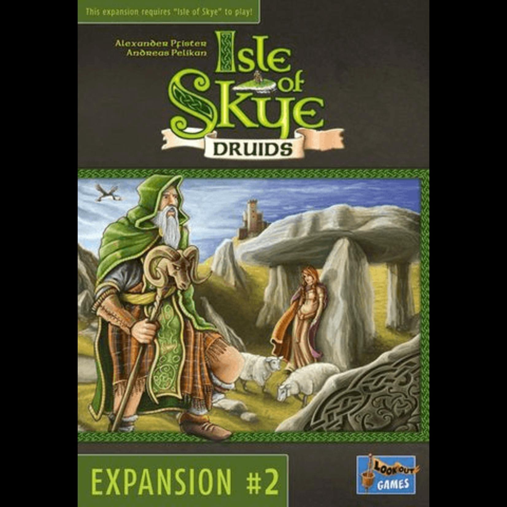 Lookout Games Isle of Skye: Druids