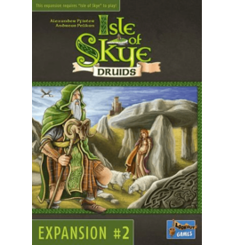 Lookout Isle of Skye: Druids