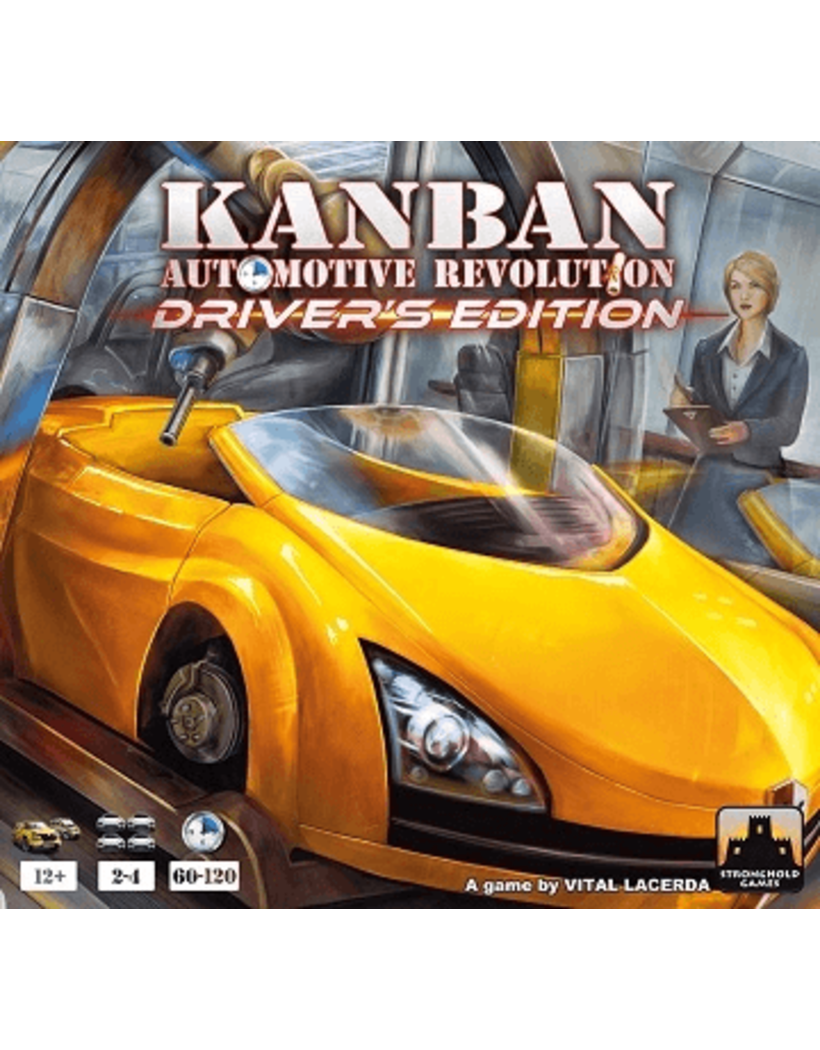 Stronghold Kanban: Driver's Edition