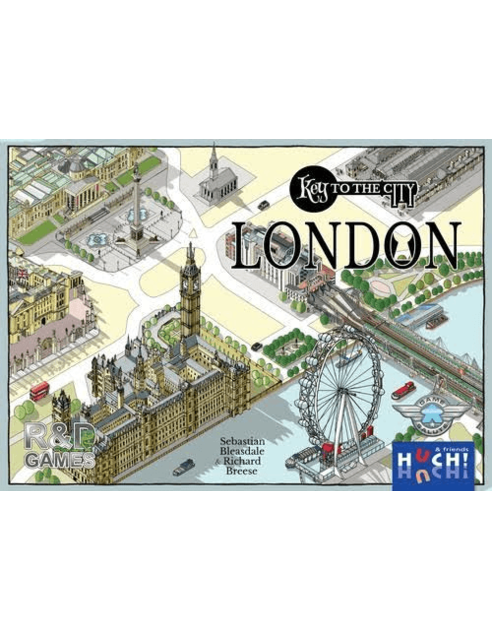 Key to the City London (R&D Version)