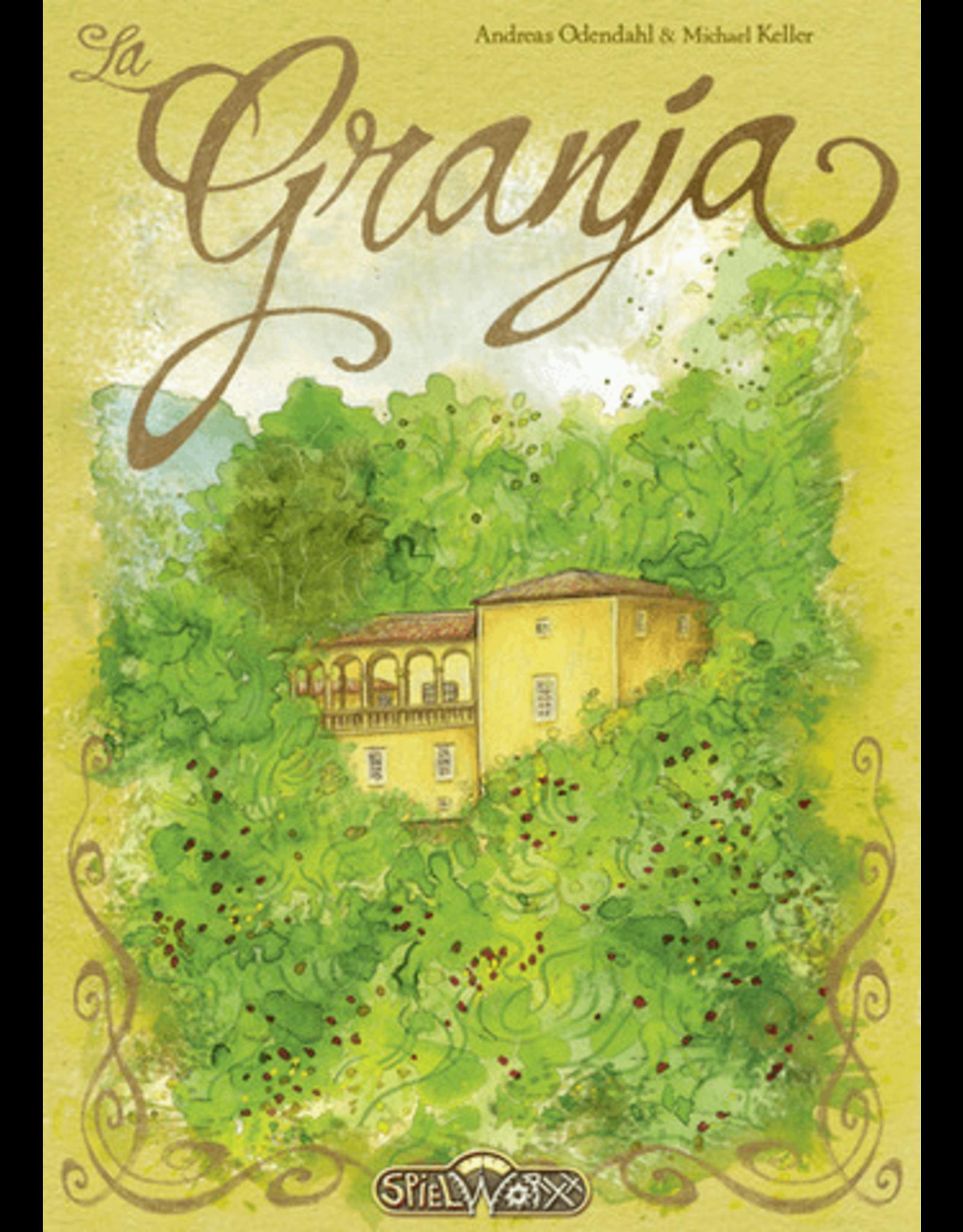 Stronghold La Granja