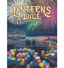 Renegade Game Studios Lanterns Dice: Lights in the Sky