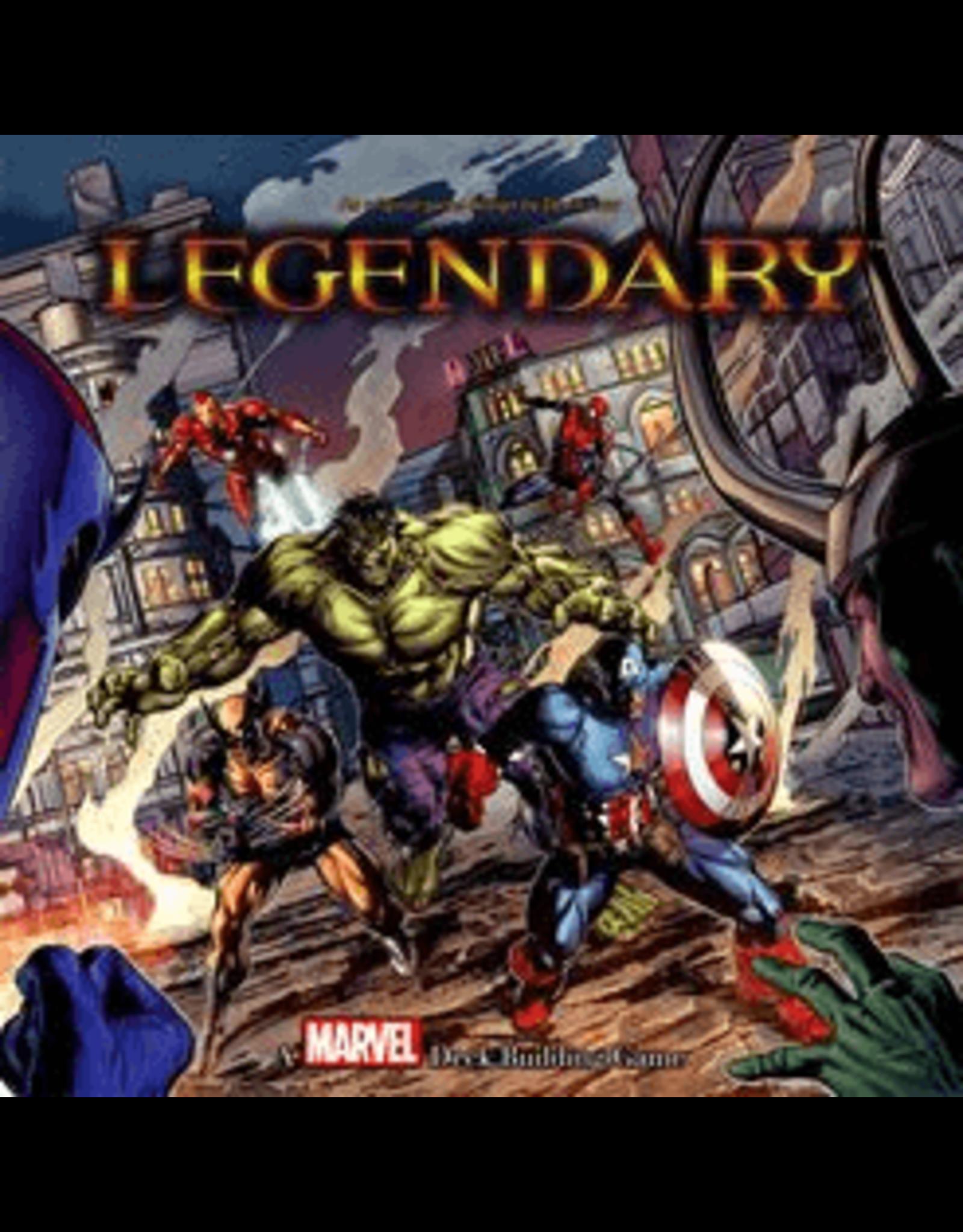 Legendary Marvel DBG