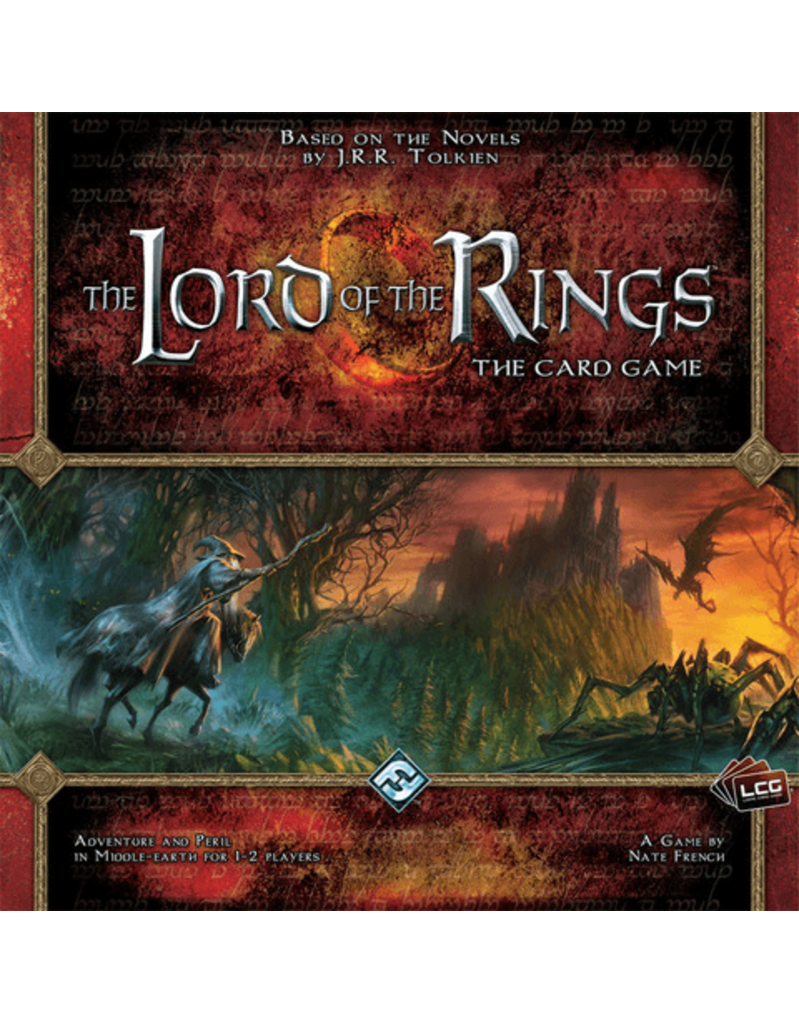 Fantasy Flight Games Lord of the Rings LCG
