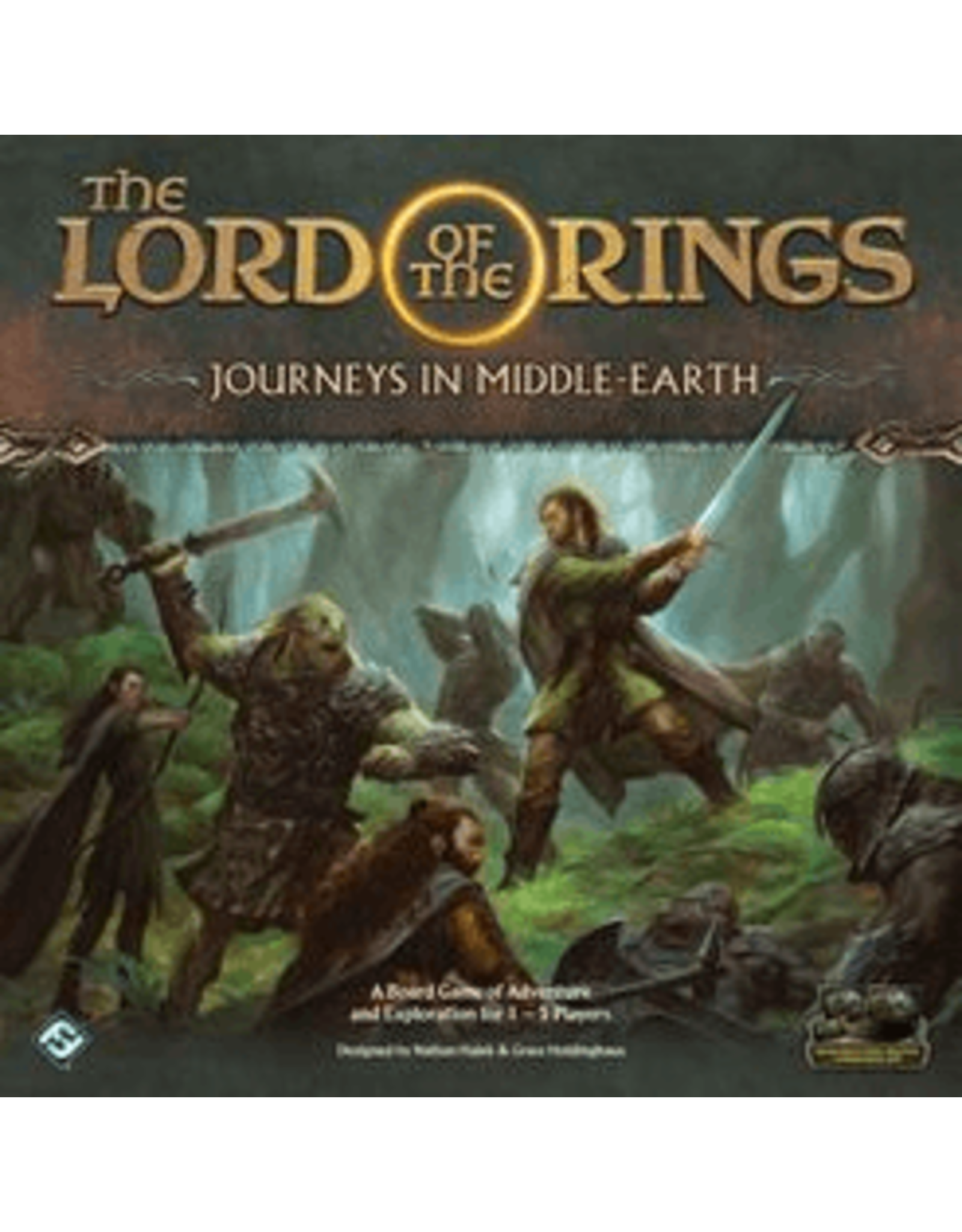Fantasy Flight Games LOTR: Journeys in Middle Earth
