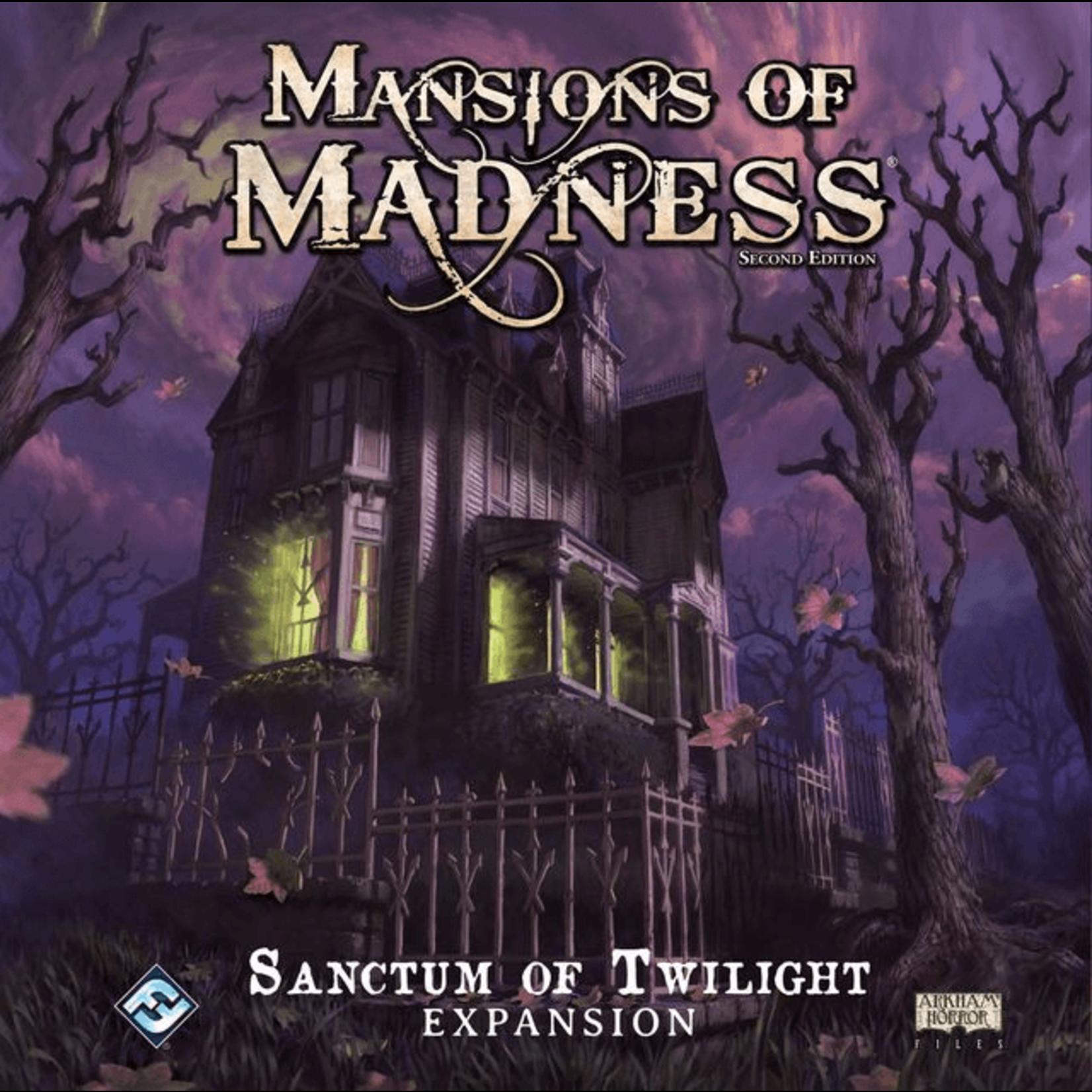 Fantasy Flight Games Mansions: Sanctum of Twilight