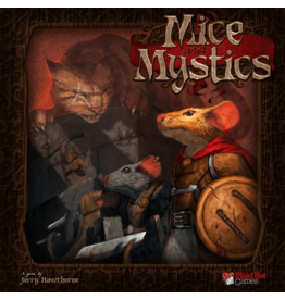 Plaid Hat Mice & Mystics