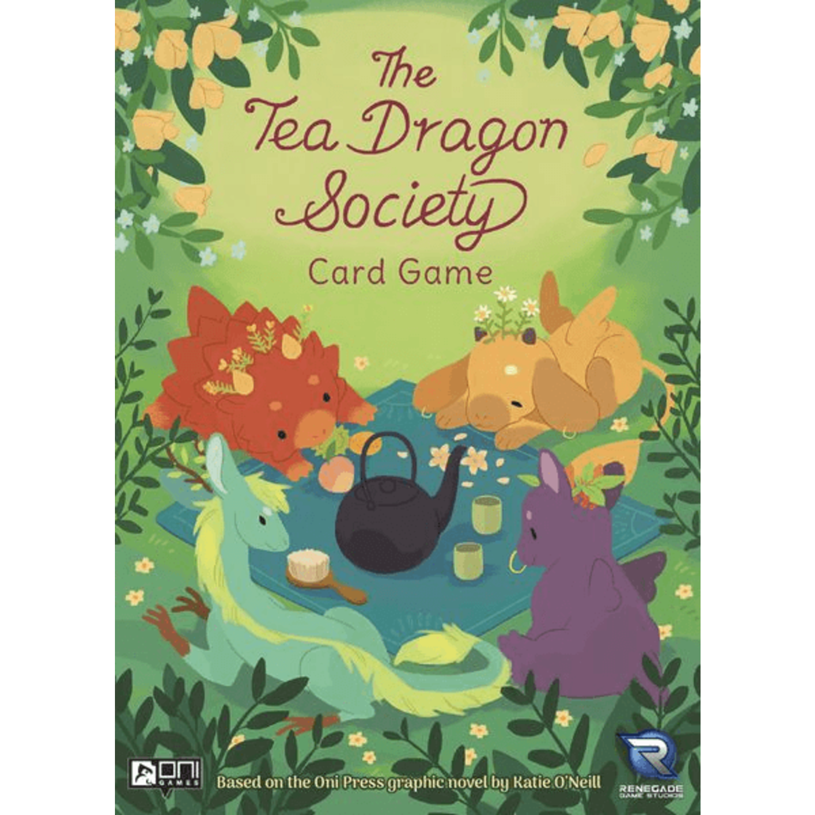 Renegade Game Studios The Tea Dragon Society