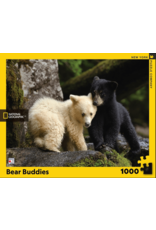 New York Puzzle Co Bear Buddies 1000pc