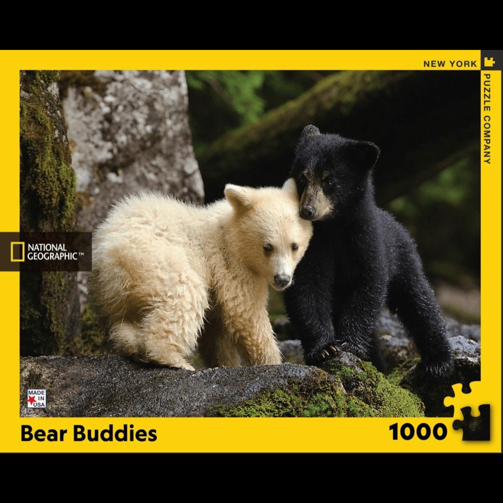 New York Puzzle Co Bear Buddies 1000pc