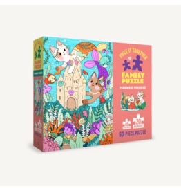 Chronicle Books Purrmaid Paradise 60pc