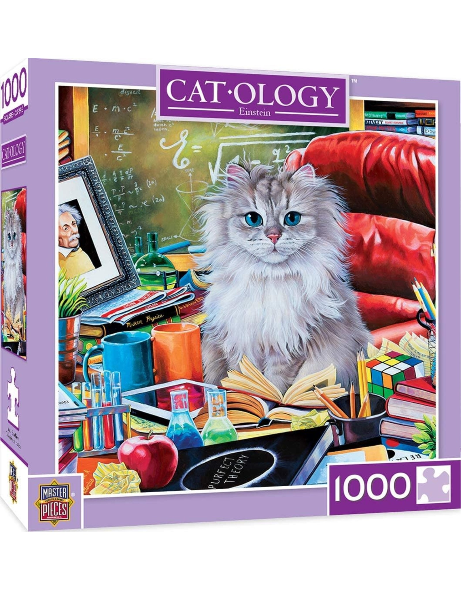 Masterpieces Puzzles Einstein 1000pc