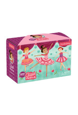 Mudpuppy Ballerinas Glitter 100pc