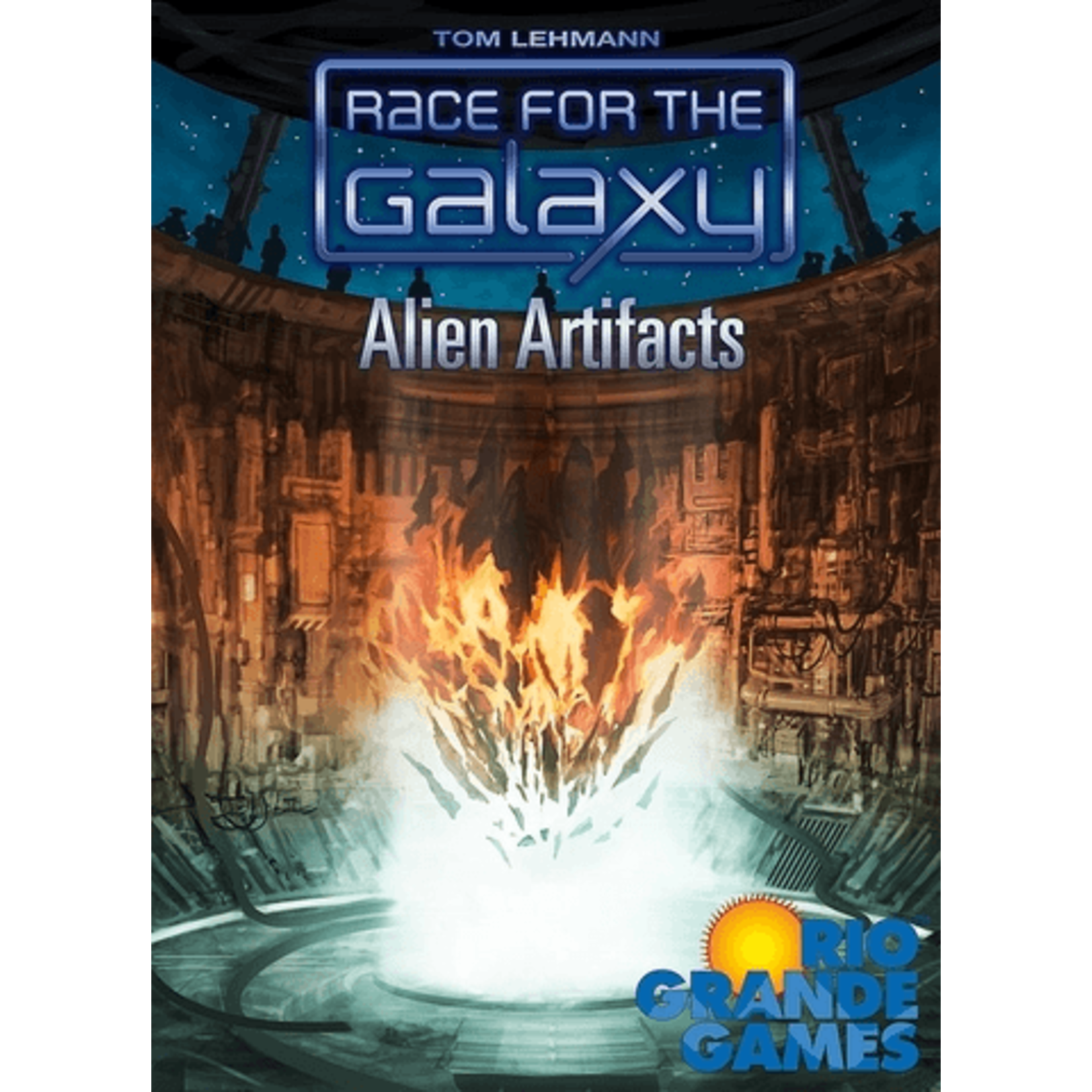 Rio Grande Games Race for the Galaxy: Alien Artifacts