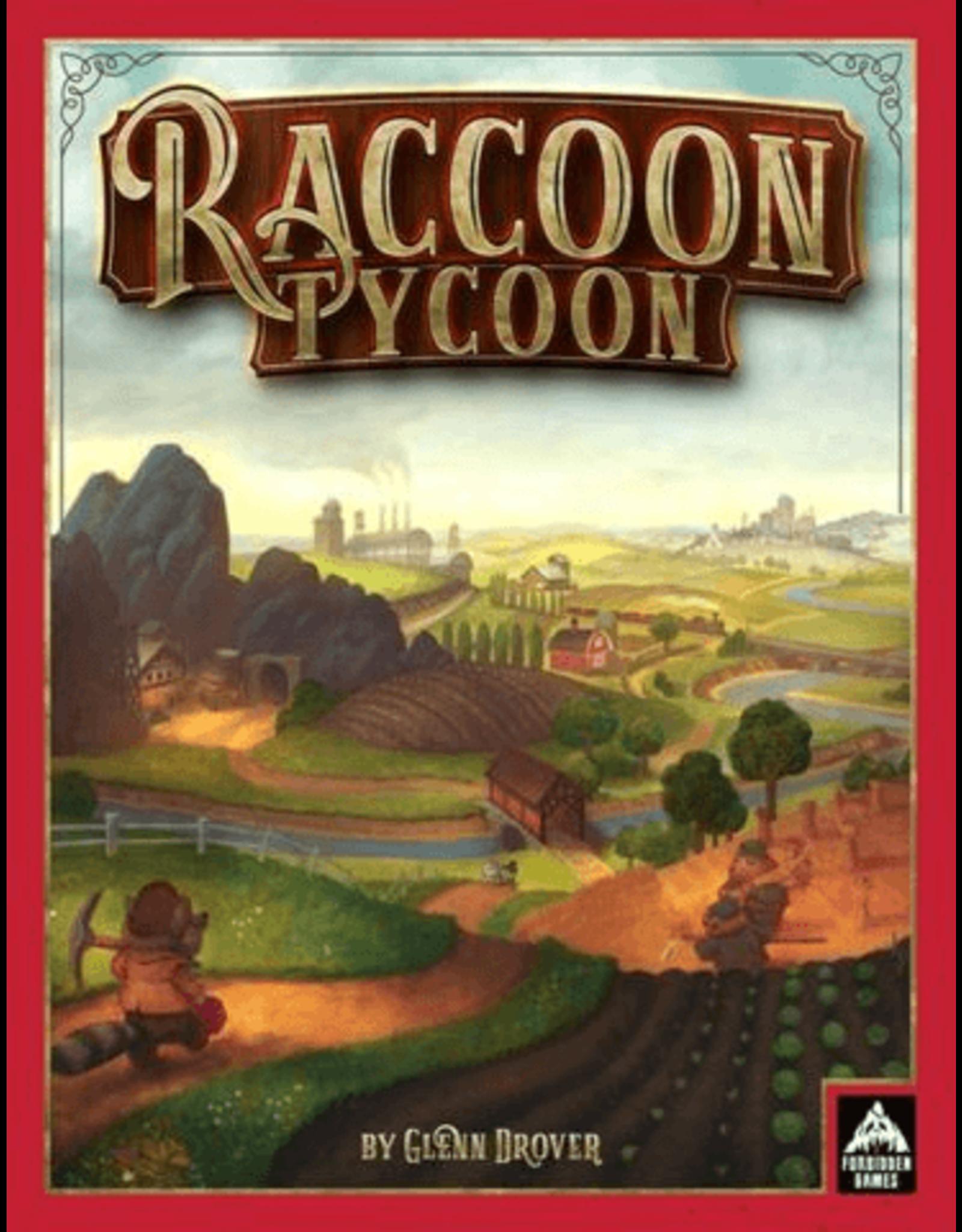 Racoon Tycoon