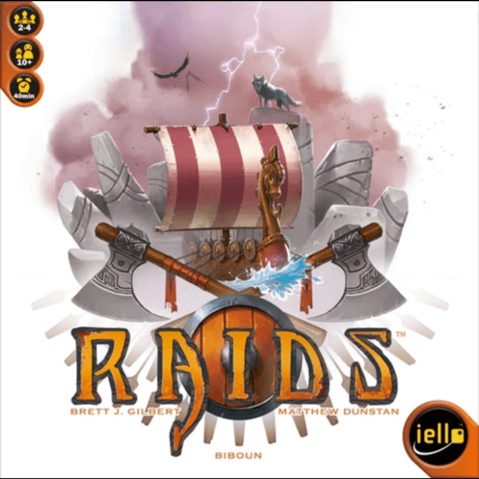 Iello Raids