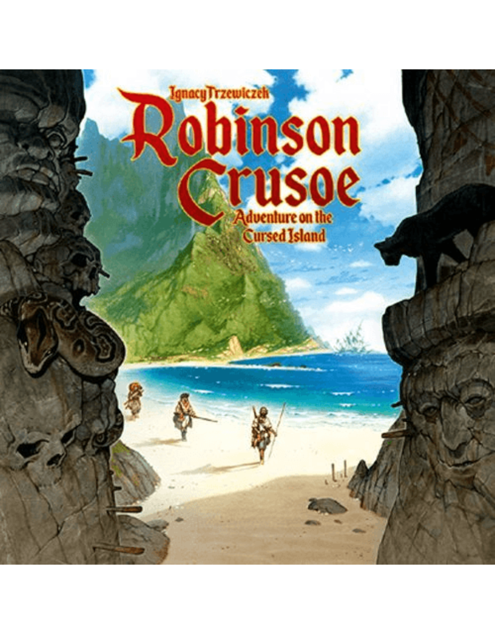 Portal Games Robinson Crusoe 2nd Ed.